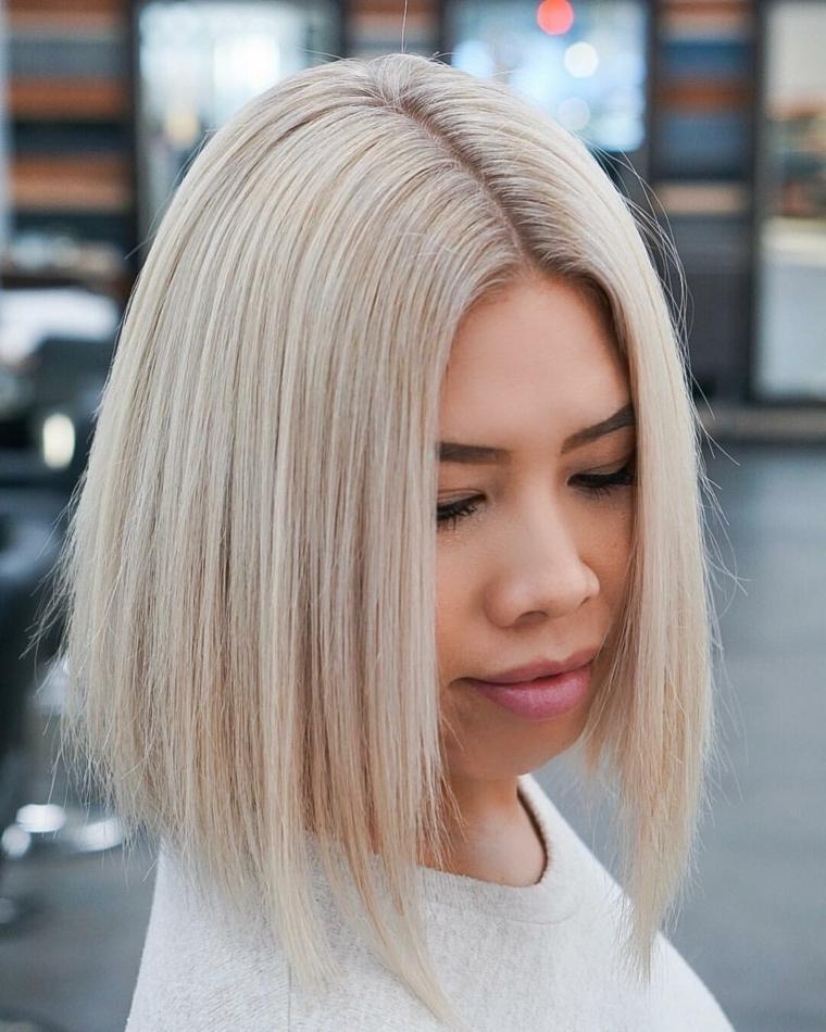 cortes de pelo corto modernos mujer-estilo