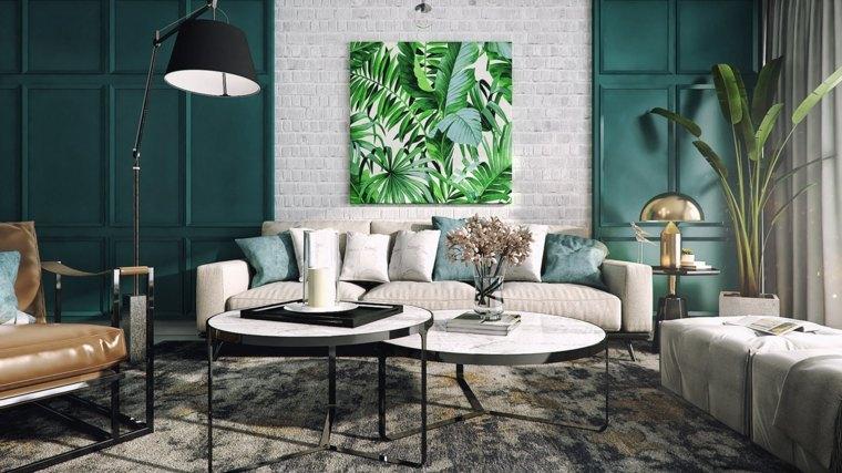 sala-estar-verde-blanco-combinacion