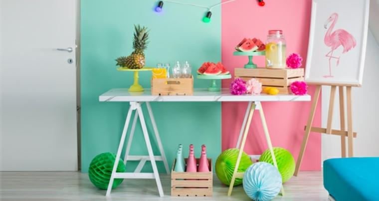 Ideas de decoración de verano