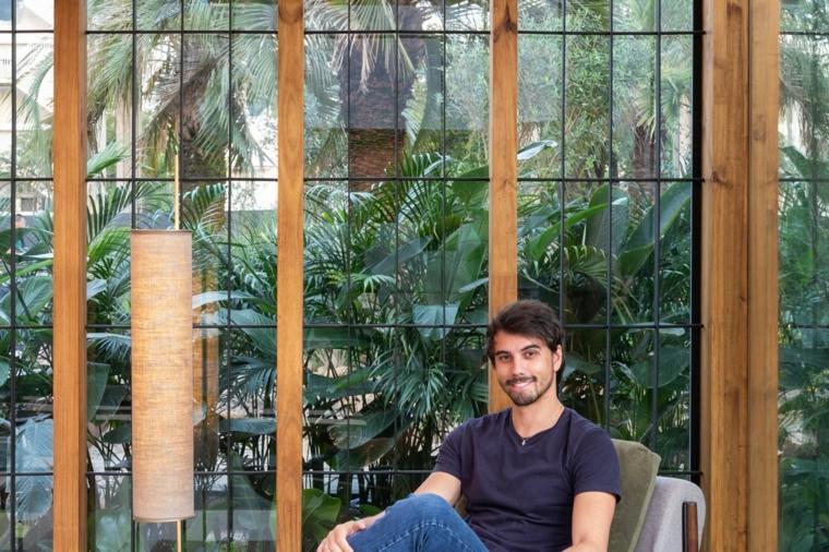 Diseñador de interiores - Lucas Takaoka