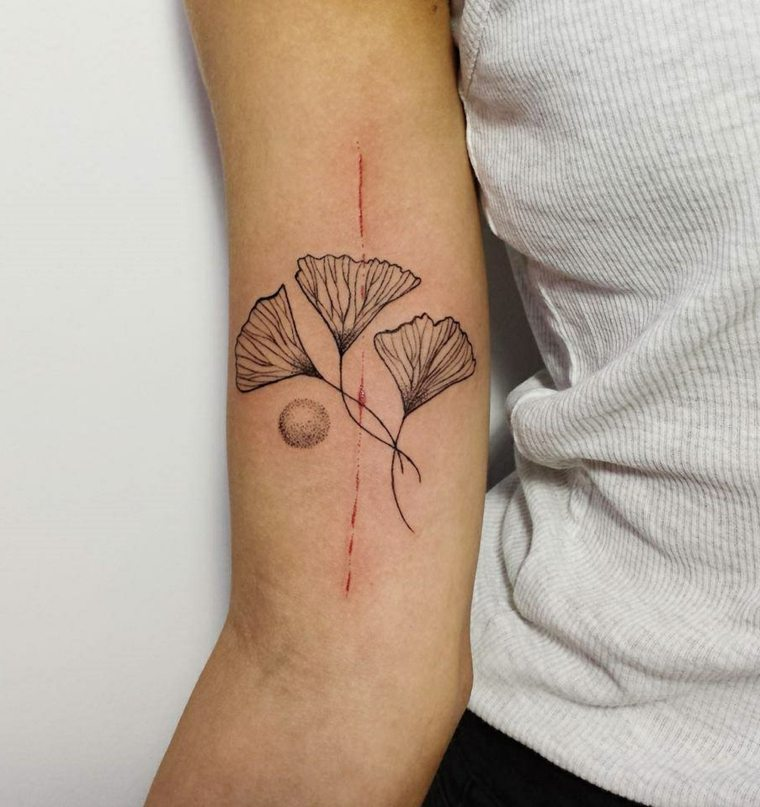 tatuajes elegantes diseno-flores-elegantes-estilo-opciones