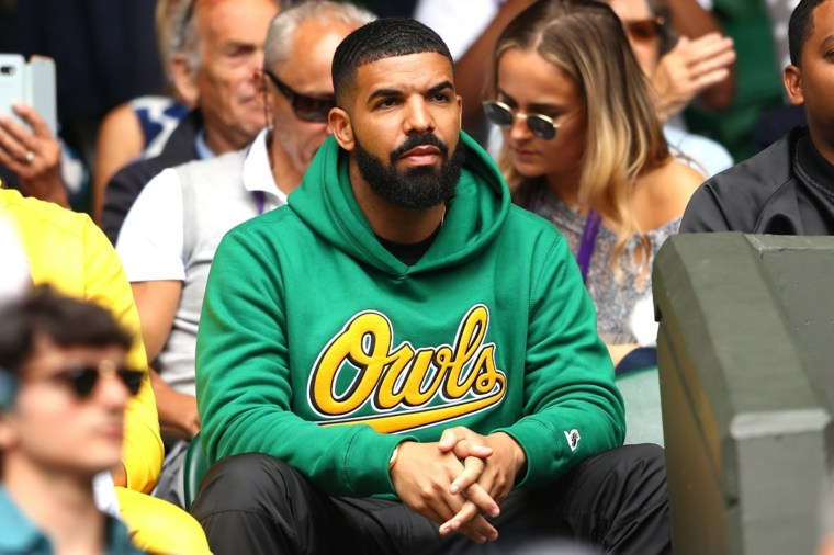 El corte de pelo del rapero Drake