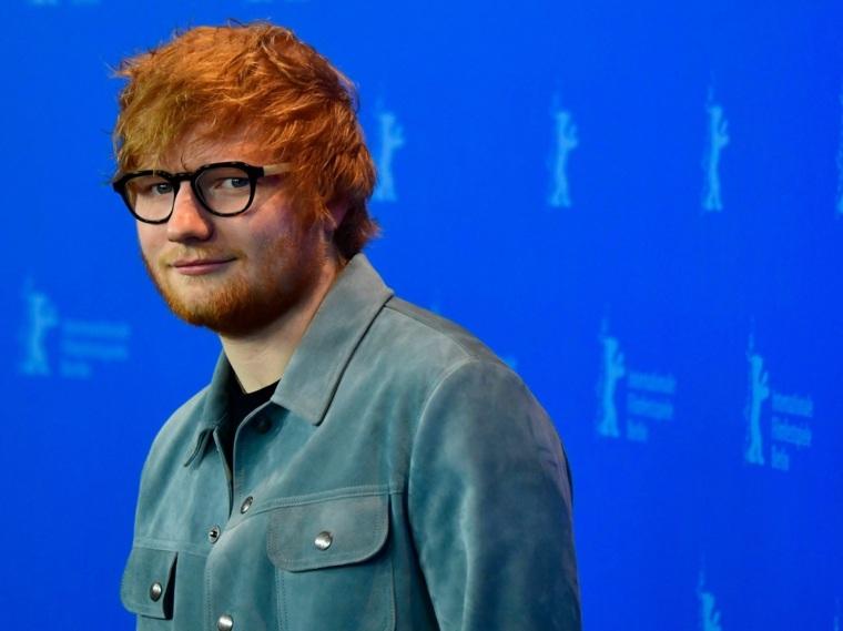 El estilo Britpop de Ed Sheeran