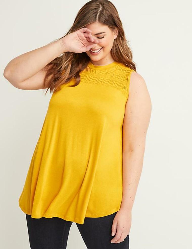 Una vez más, el color amarillo