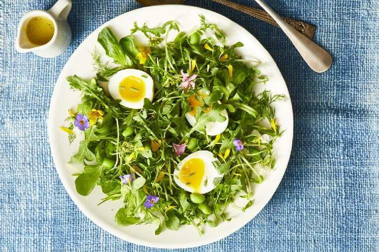 ensalada-verde-saludable-receta
