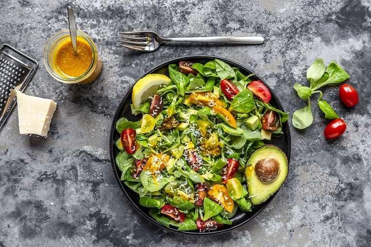 ensaladas ricas y sanas-ocho-ingredientes