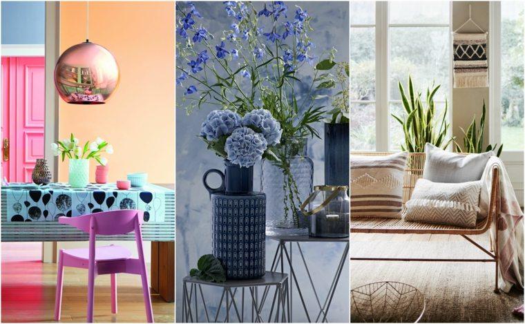 decoración de verano para interiores