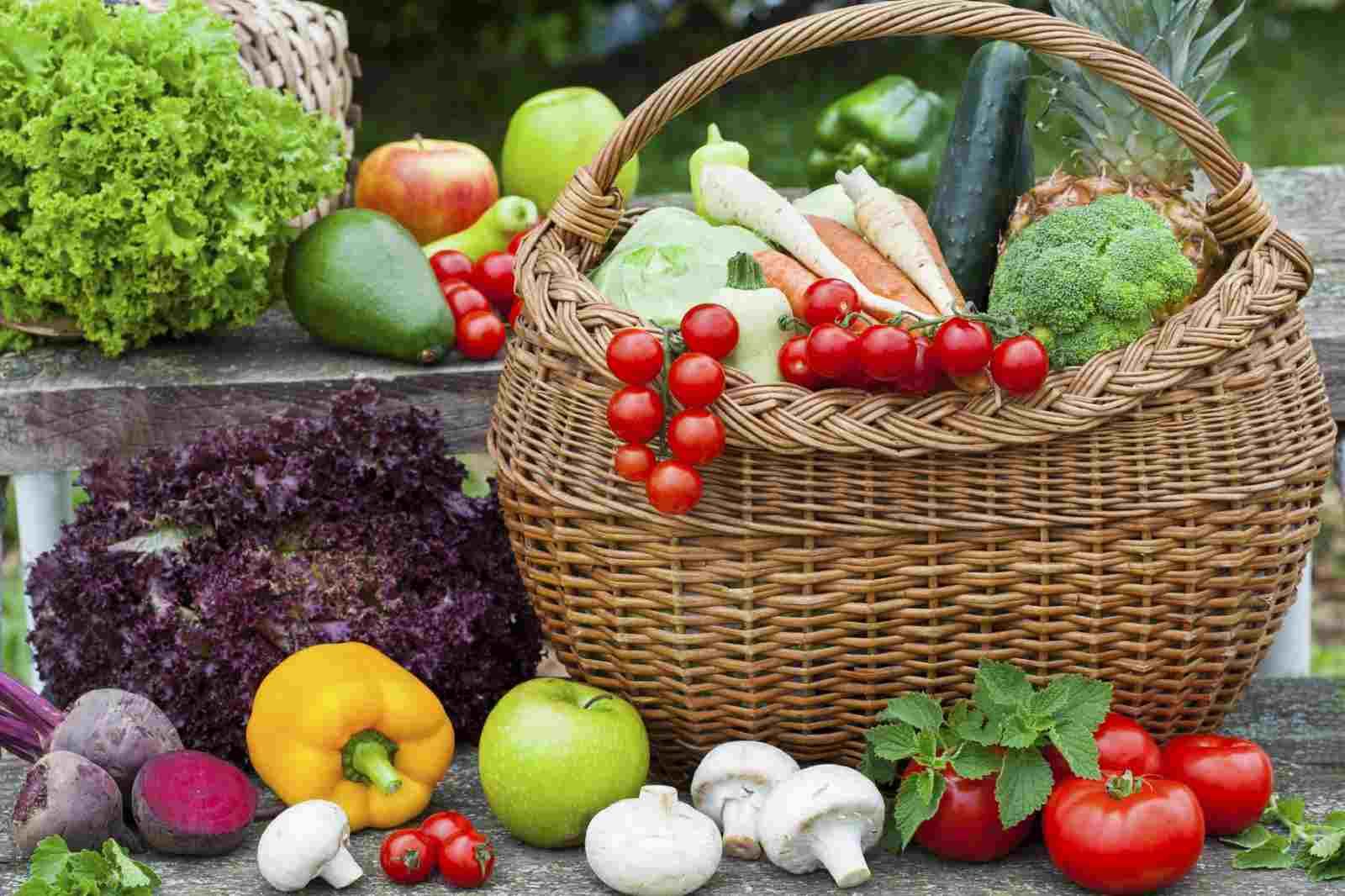 frutas y verduras de temporada-comida
