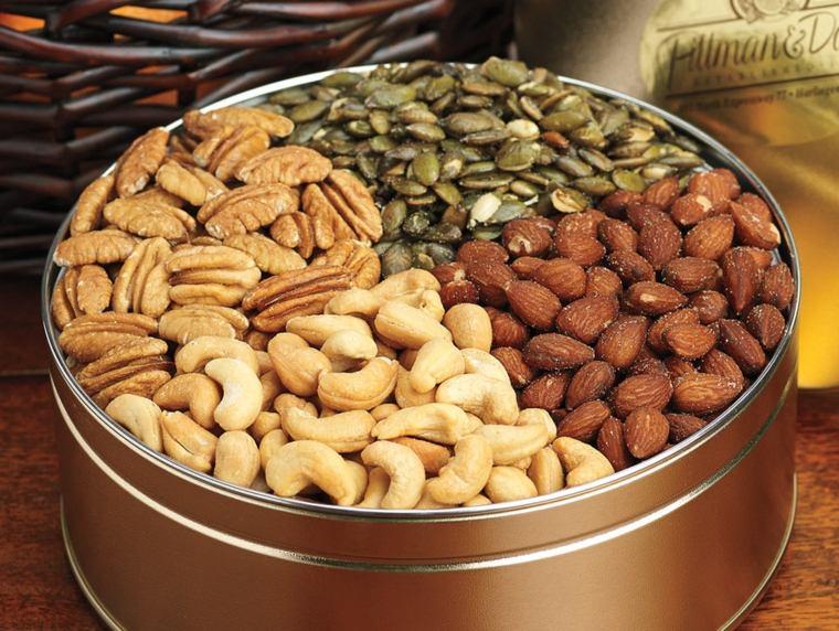 Frutos secos y salud