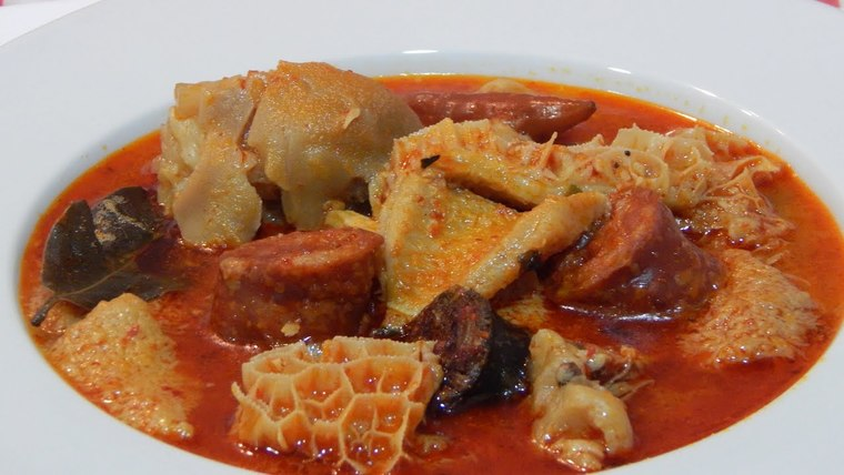 gastronomia española callos