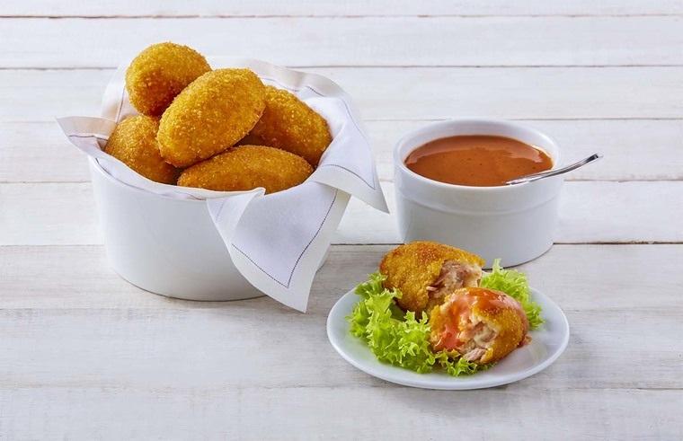 gastronomia española croquetas