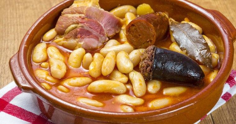 gastronomia española fabada