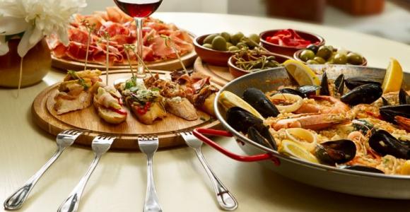 gastronomia española mundo