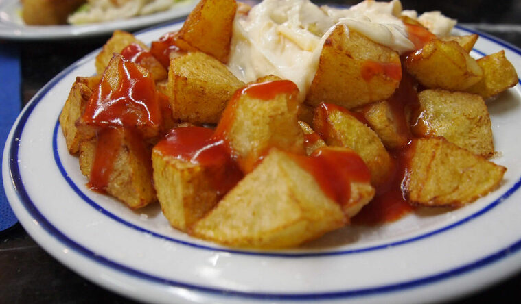 gastronomia española patatas