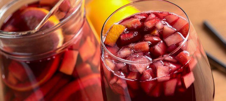 gastronomia española sangria