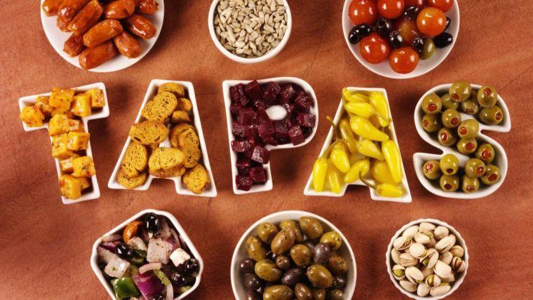 gastronomia española tapas variedad