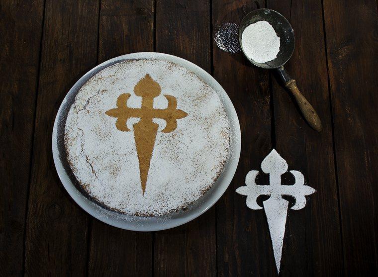gastronomia española tarta