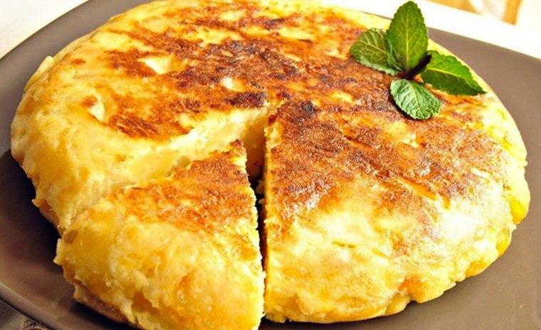gastronomia española tortilla