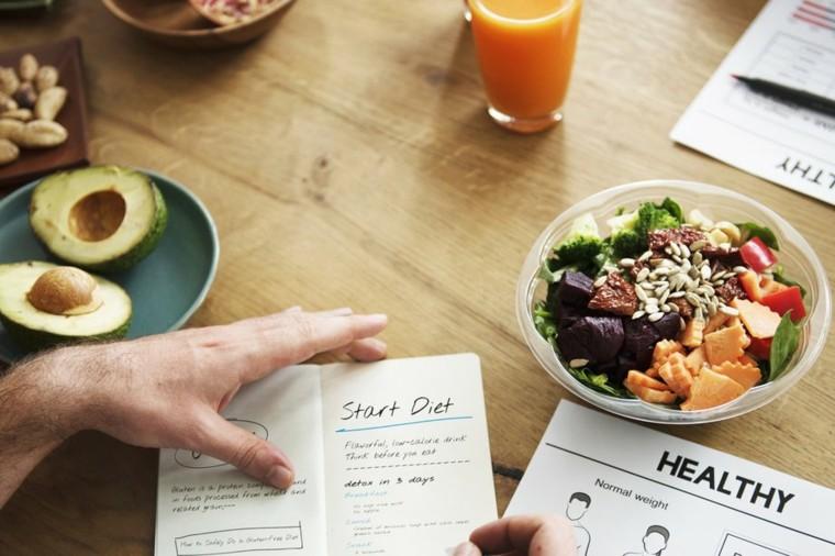 grasas saludables - alimentos