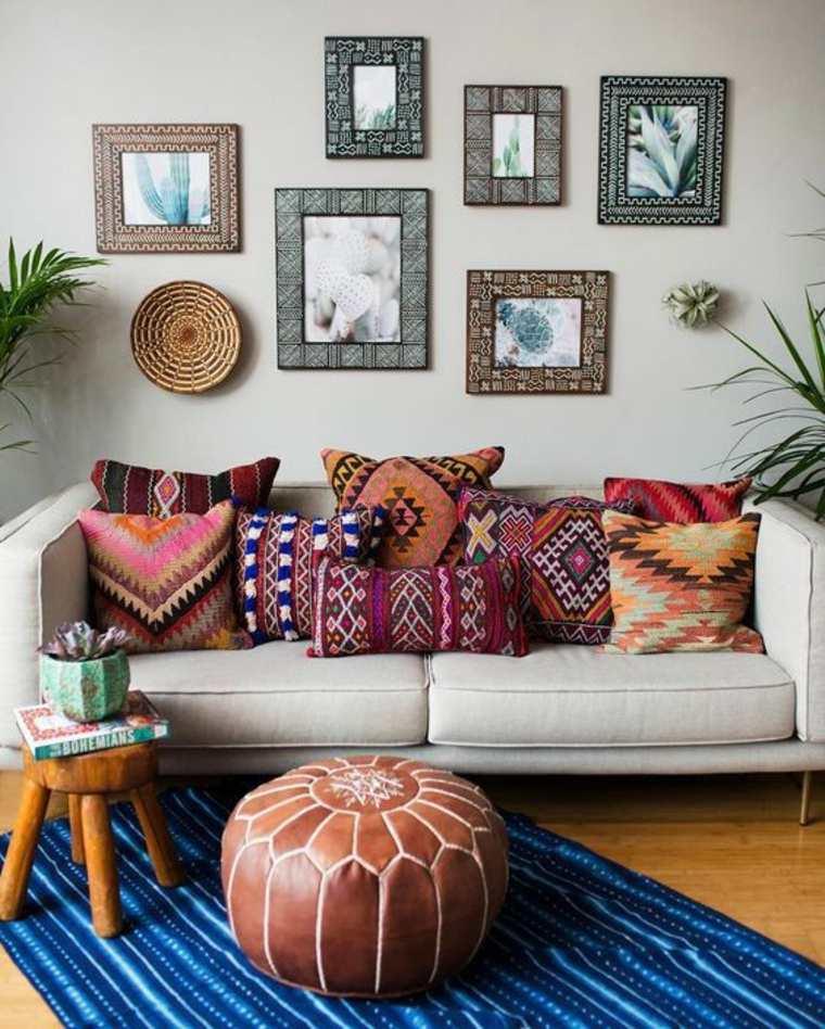 Elementos de estilo marroquí