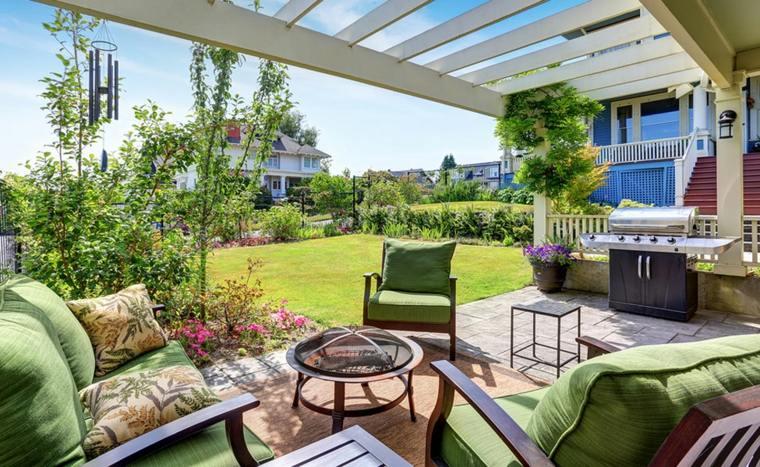 Ideas de diseño para jardines modernos