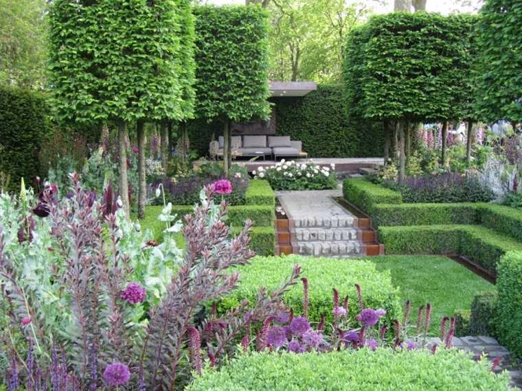 jardin-ideas-espacio-verde-opciones