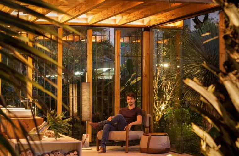 Diseñador de Interiores: Lucas Takaoka y la CASACOR-2019