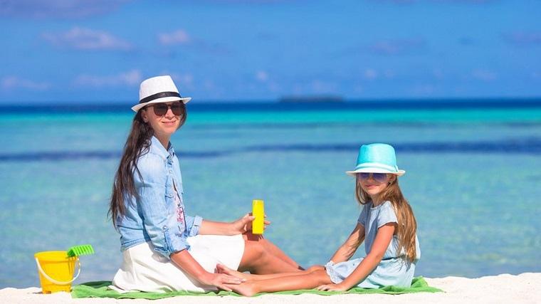 mejor protector solar natural para familia