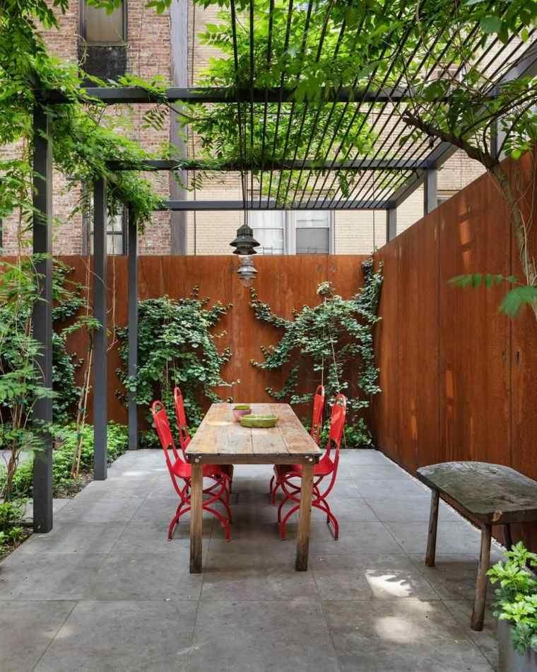Jardines modernos tendencias