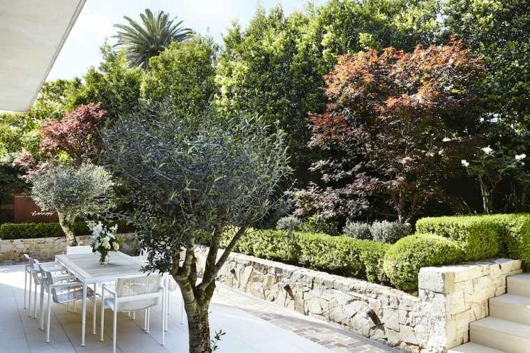 muebles-blancos-jardin-estilo-opciones