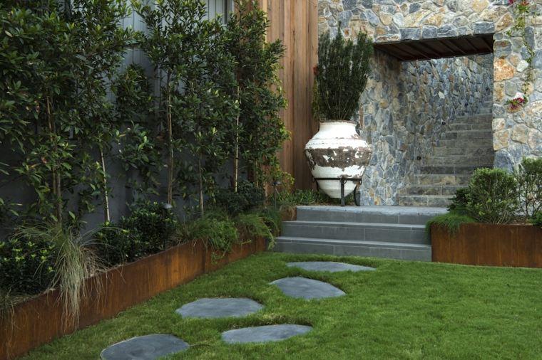 paredes de jardín