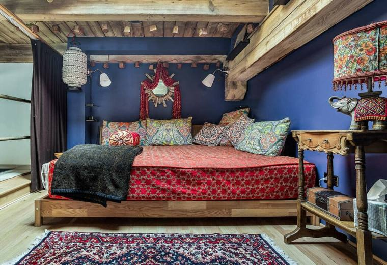 paredes-azules-dormitorio-ideas-diseno