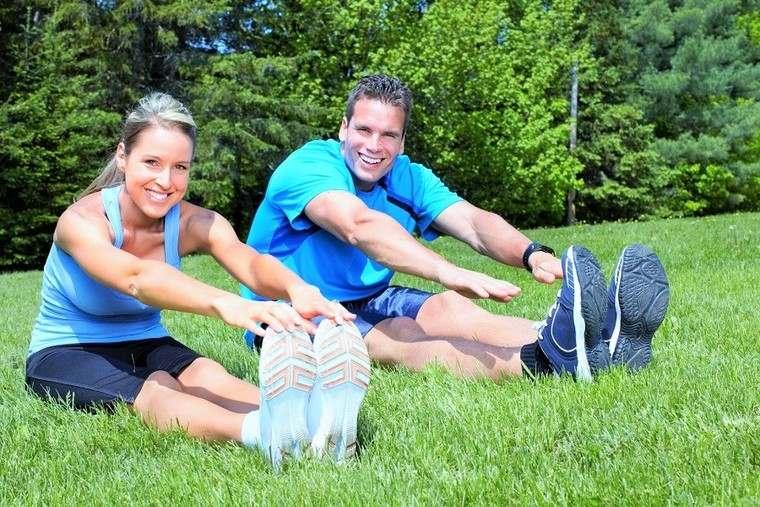 pareja ejercicios libre