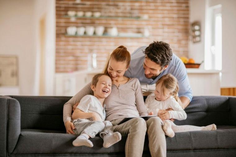 pasar mas tiempo con la familia