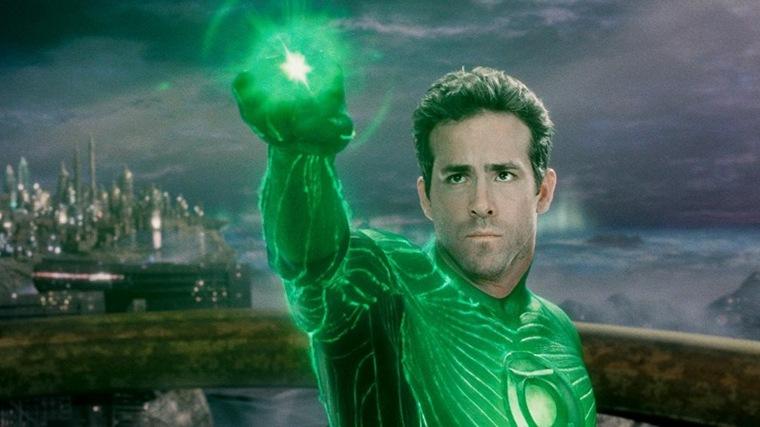 Peinados de hombre - Ryan Reynolds en Linterna Verde