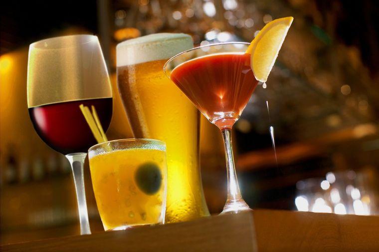 quema grasa abdominal casero alcohol