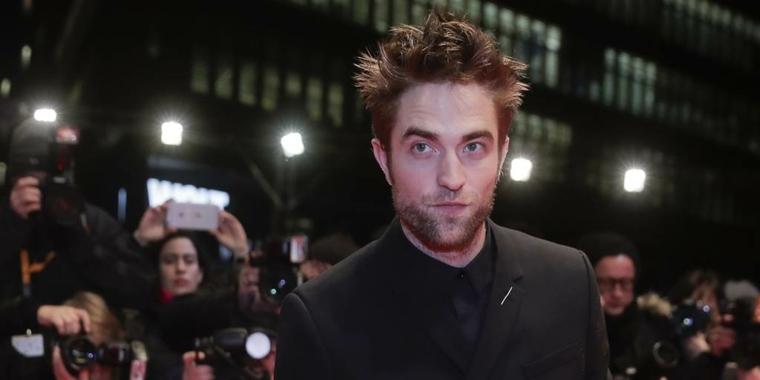 Robert Pattinson, futuro Batman