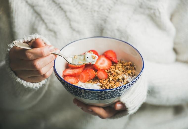 rutina-para-bajar-de-peso-consejos-desayuno