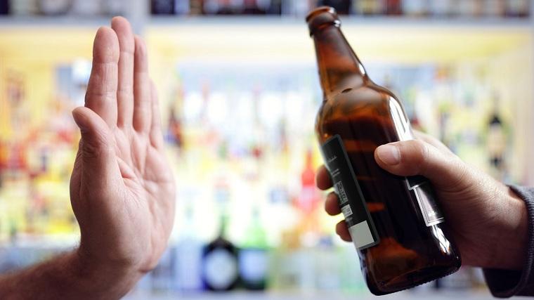 rutina para bajar de peso-reducir-alcohol
