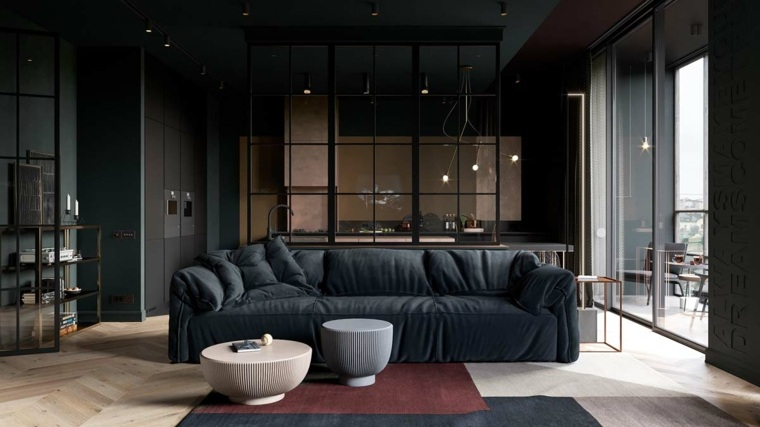 sala-estar-colores-oscuros