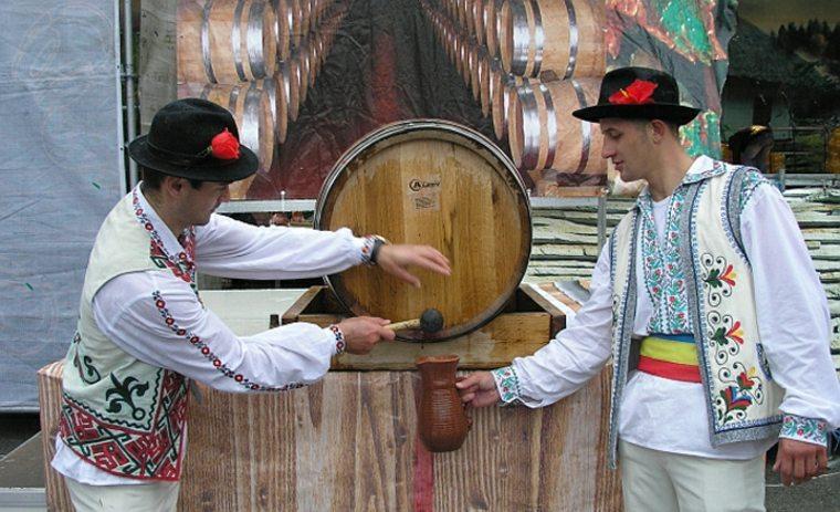 fiesta del vino Moldavia