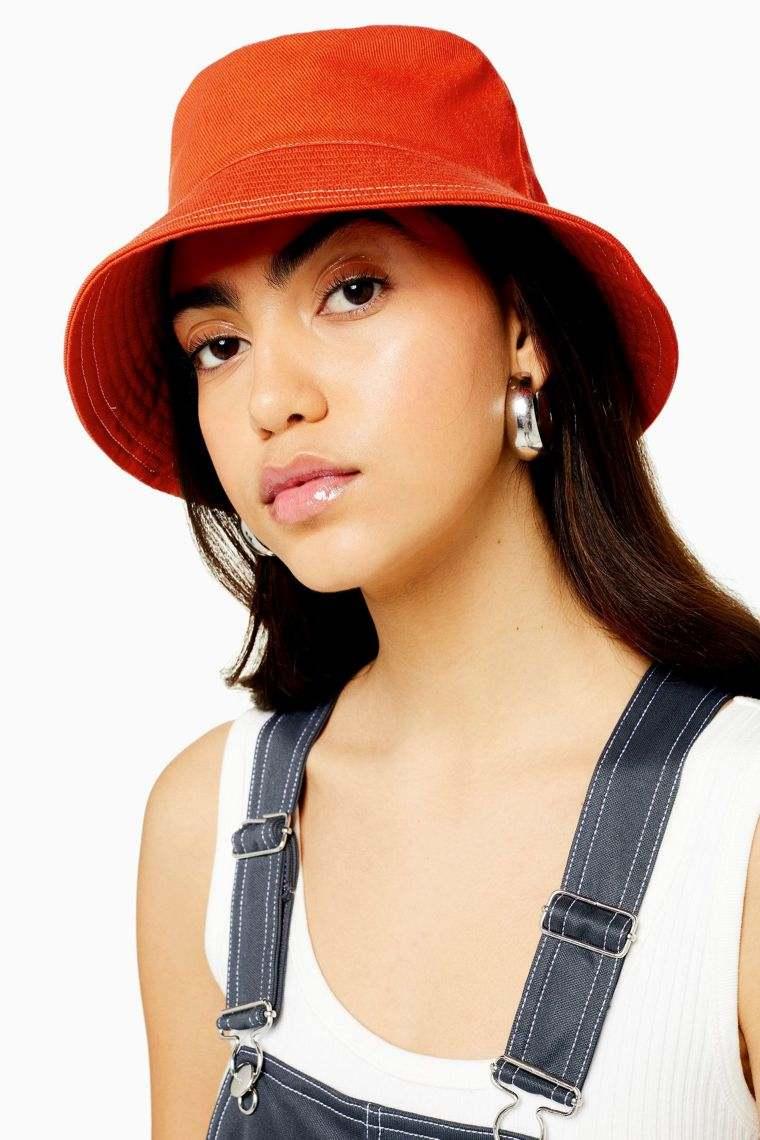 sombrero-pesca-rojo-verano