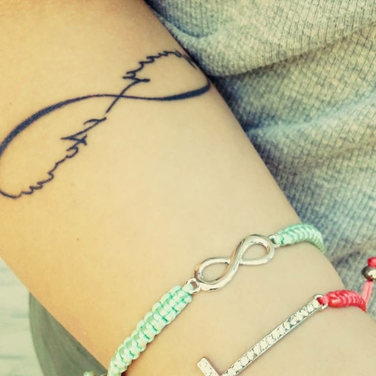 tatuaje-ideas-infinito-elegante