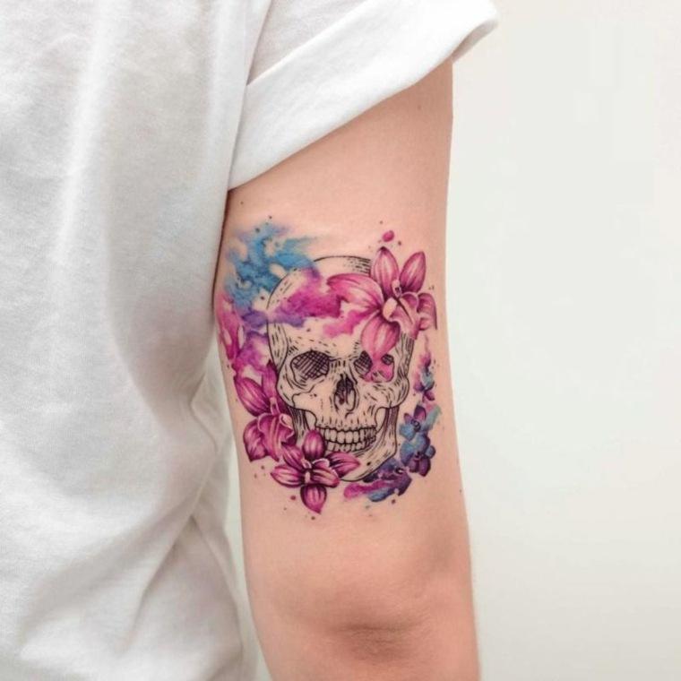 tatuajes-flores-opciones-ideas