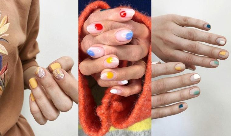 moda y tendencias en manicura