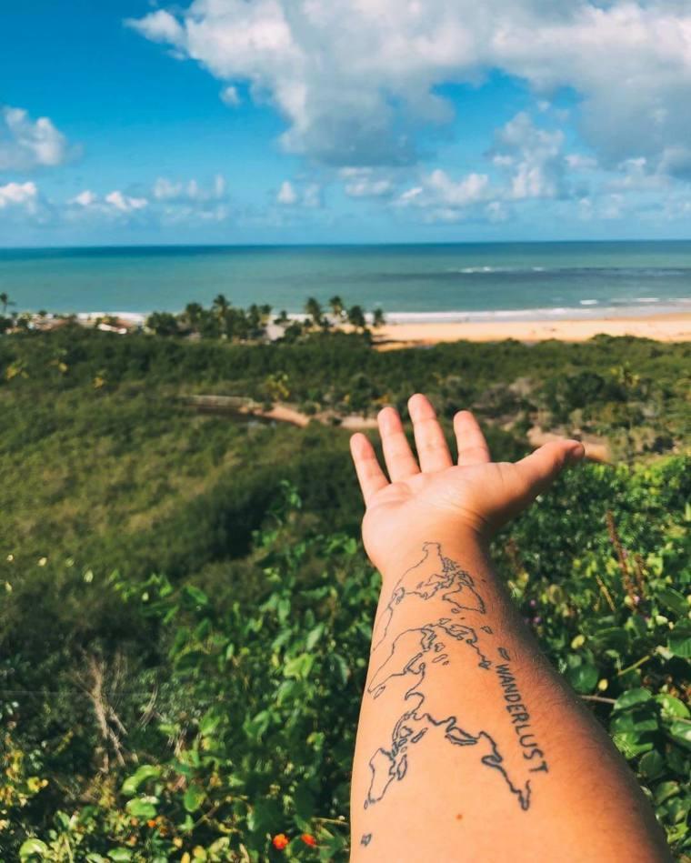 tipos-tatuajes-mapa-mondo-tattoo