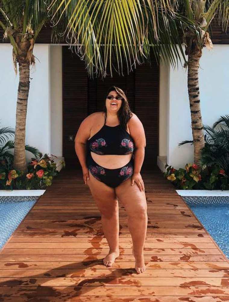 bikini bordados