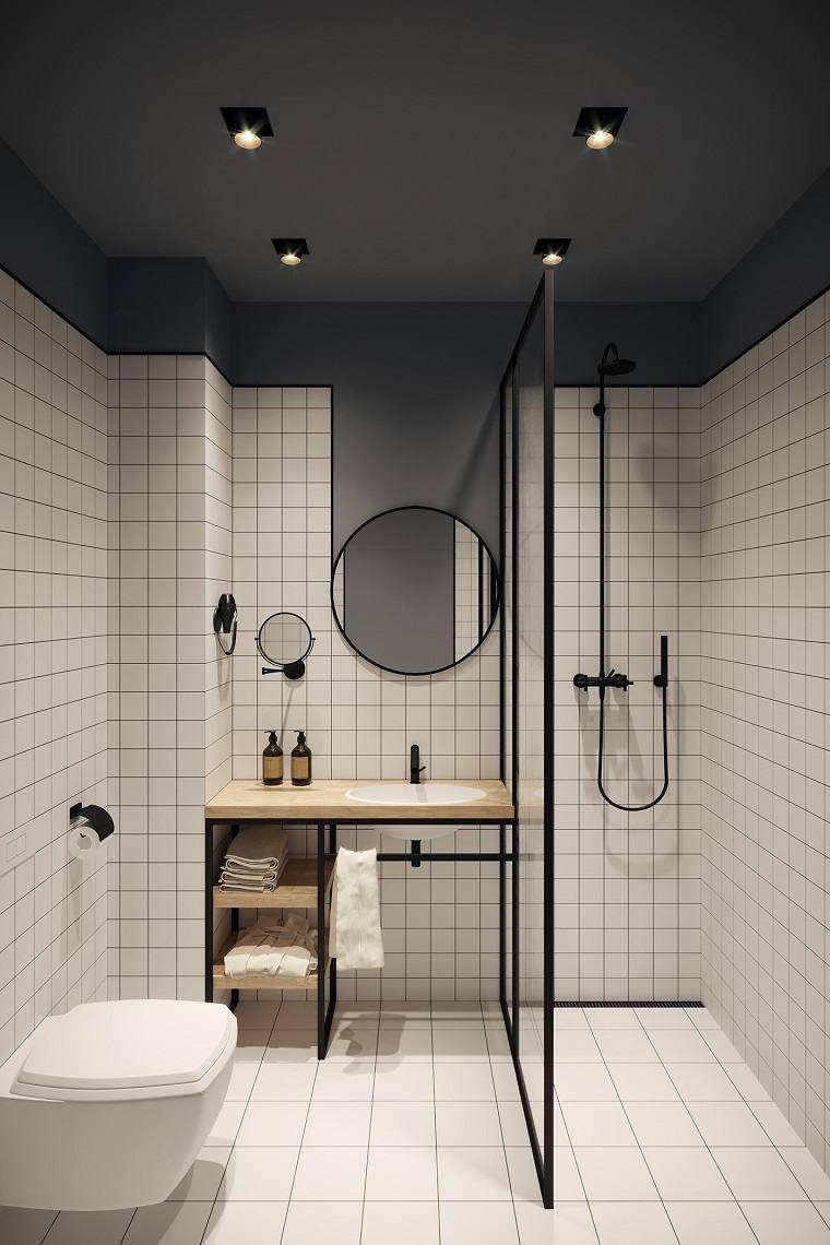 un cuarto de baño-estilo-ideas