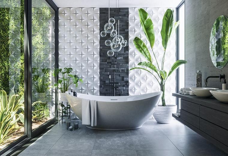 un-cuarto-de-bano-moderno-banera