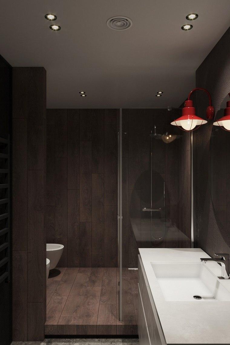 un cuarto de baño-original